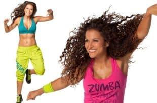 Зумба-фитнес для похудения видео-уроки