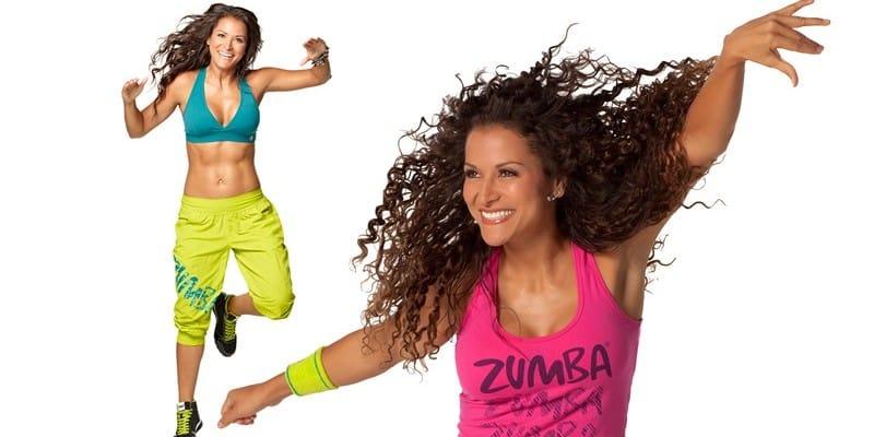 зумба-фитнес видео уроки