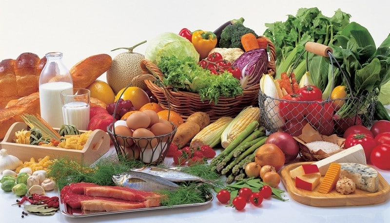 диета 10 продукты