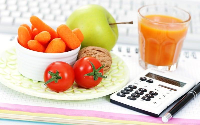 Сколько калорий нужно съесть чтобы похудеть