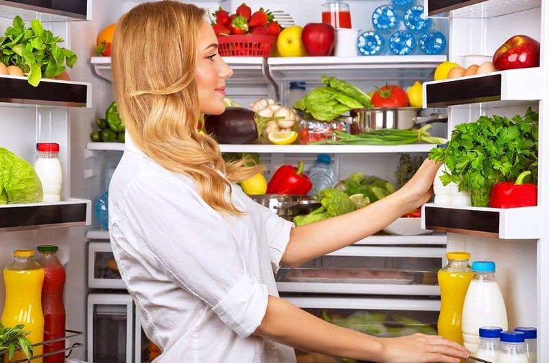 диета 1800 калорий продукты