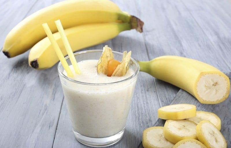 бананово молочная диета на 7 дней