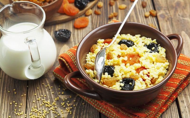 диета на сухофруктах рецепты