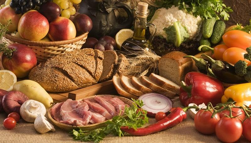 диета 13 продукты
