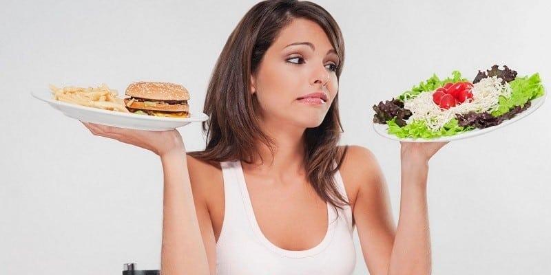 Диета на 1700 калорий в день