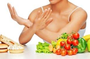 Диета на 300 калорий в день