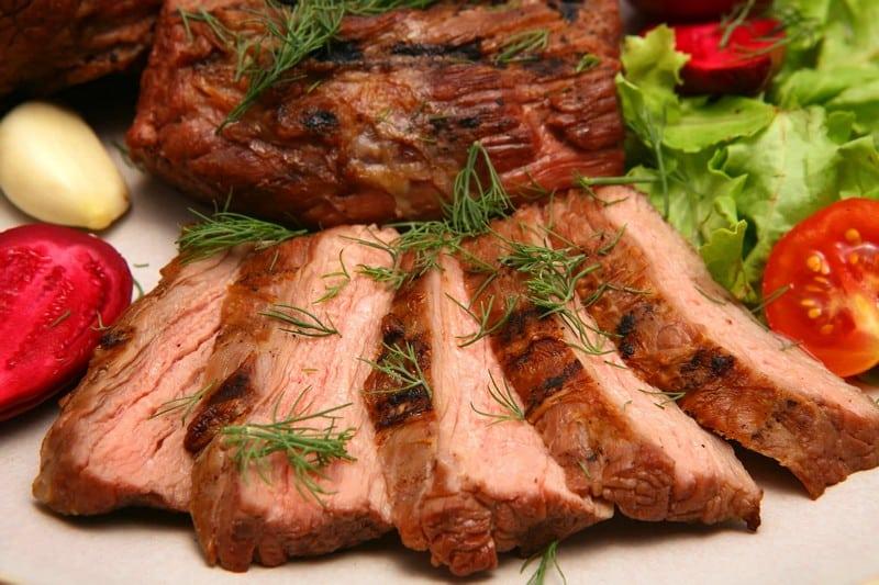 Рецепт вкусного горячего блюда из мяса