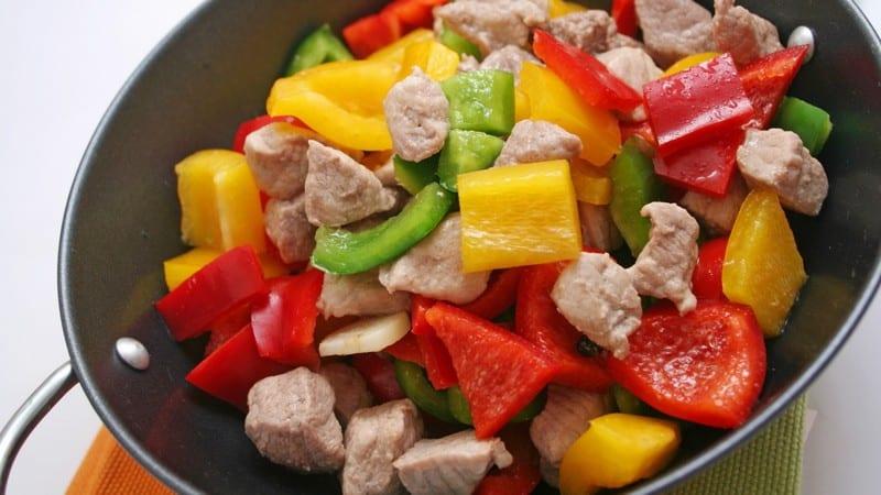 мясо диета