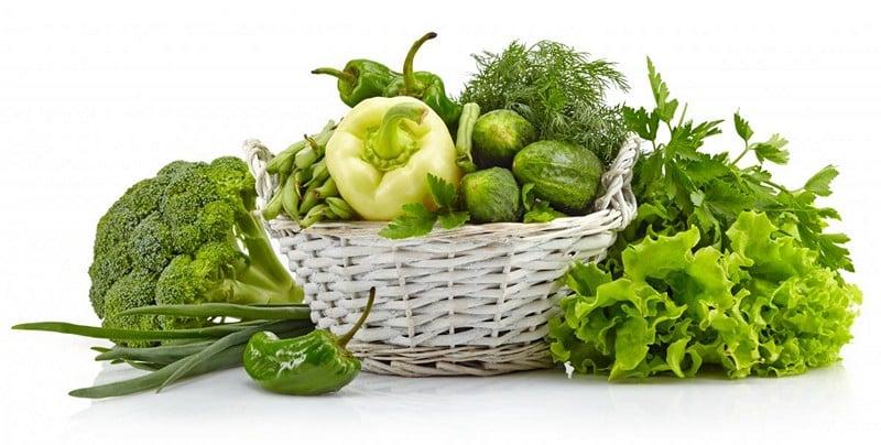 диета светофор зеленый цвет