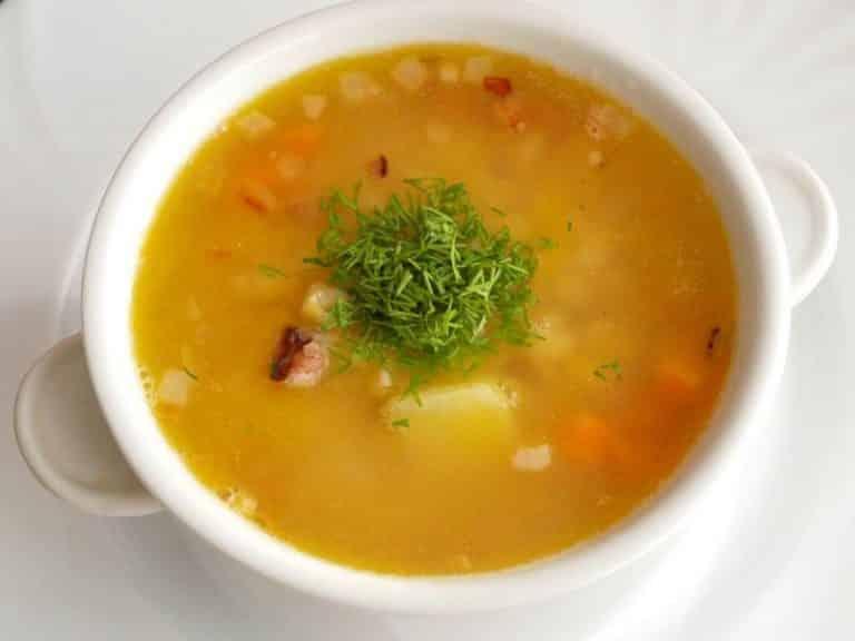 Как готовить гороховый суп рецепт
