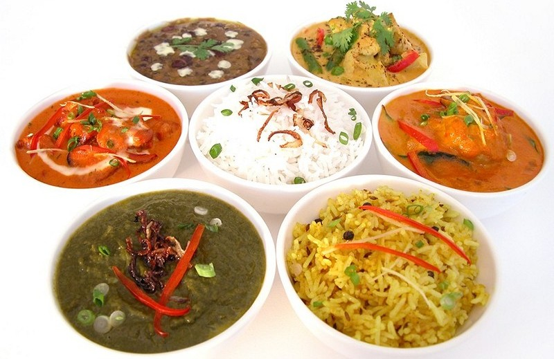 индийская диета меню