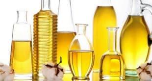 Калорийность растительного масла