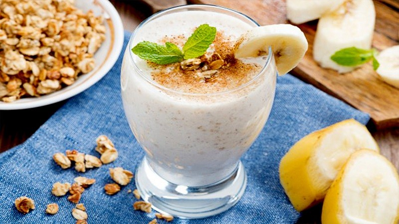 Кефирно - банановая диета на 3 дня