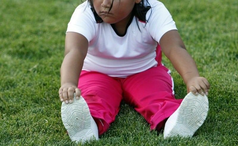 Ожирение у детей лечение