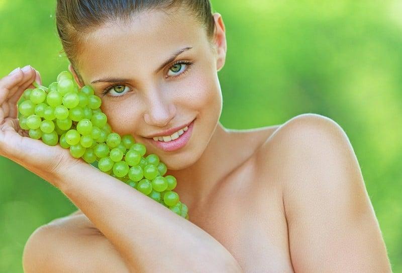 Виноградная диета суть