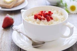 Рисовая каша калорийность и польза