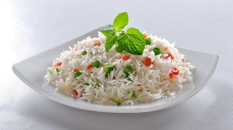 рисовая каша калорийность на 100 грамм