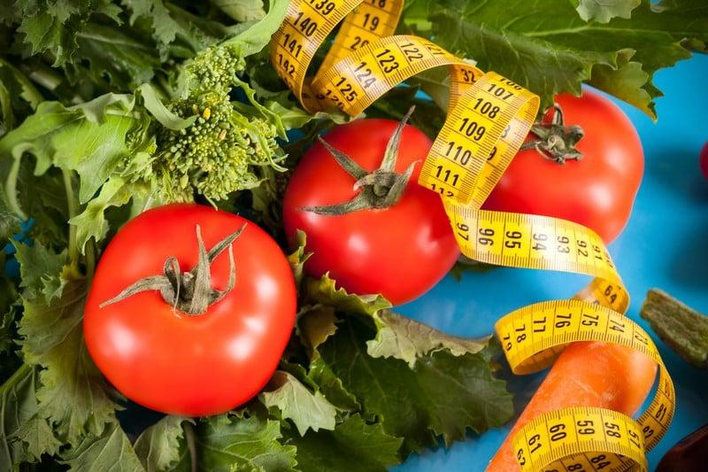 томатная диета меню