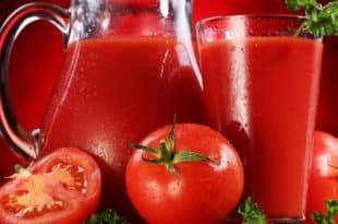 Томатная диета – рис и томатный сок для быстрого похудения