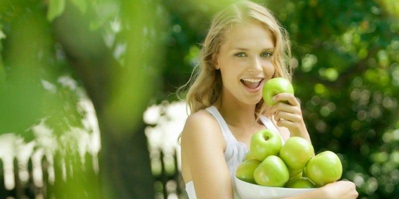 Творожно яблочная диета