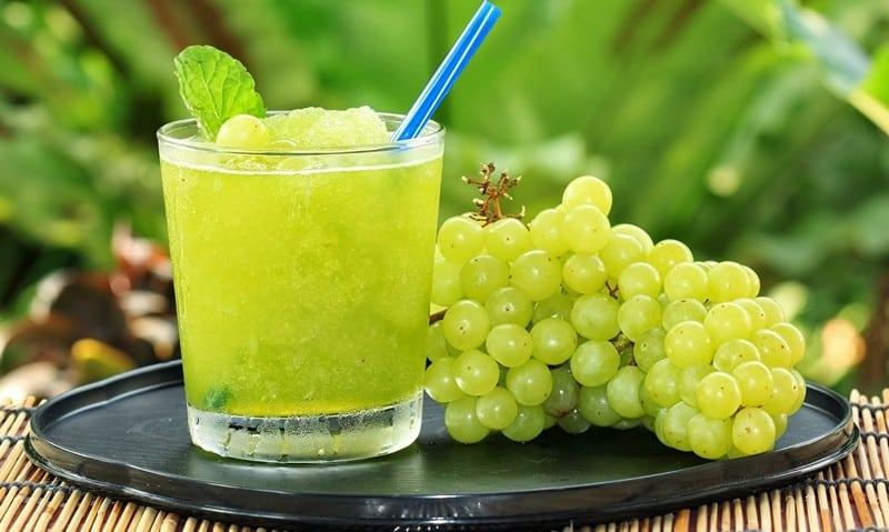 Полезные советы по виноградной диете.