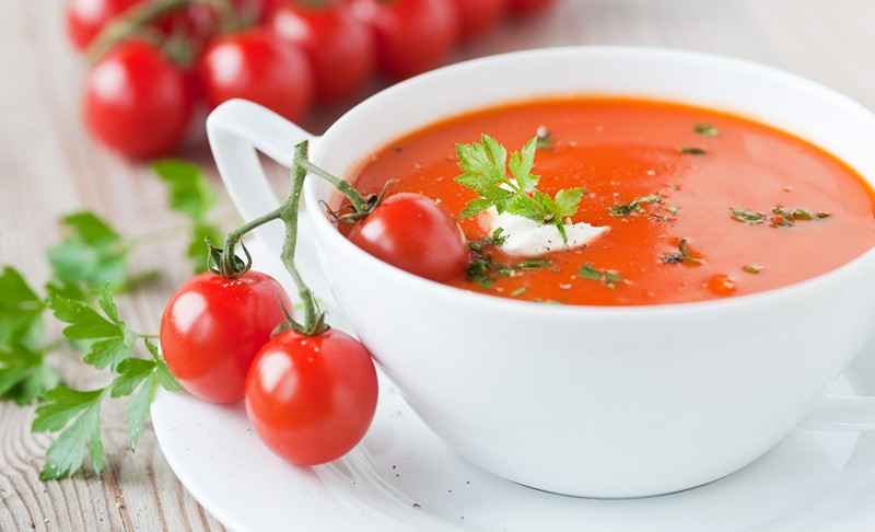 Суп разрешается употреблять без ограничений