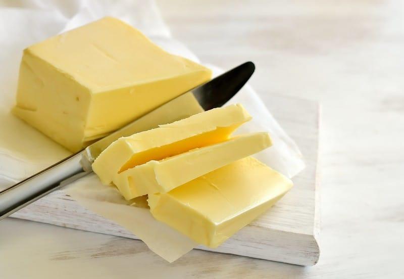 калорийность домашнего сливочного масла
