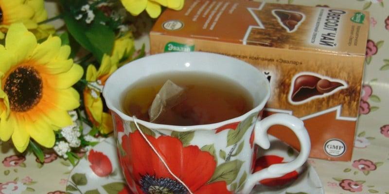 «Овесол» чай