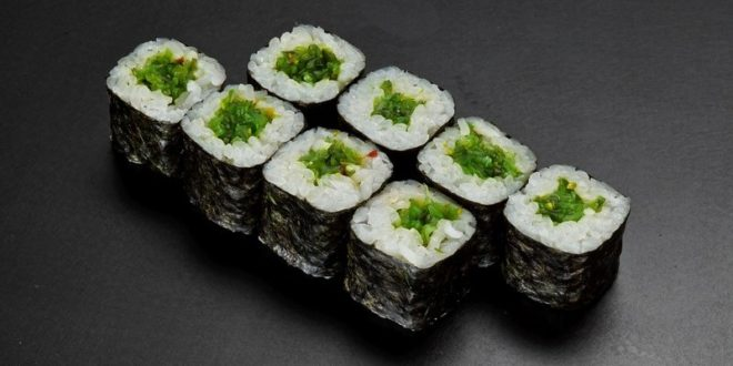 Суши без водорослей в домашних условиях