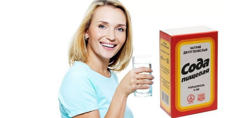 Как применять соду для похудения