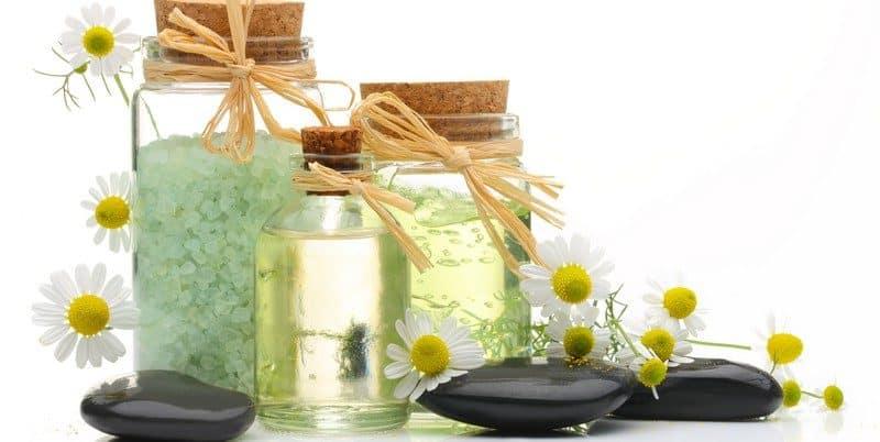 Ванны для похудения с добавлением соды, морской соли и эфирных масел