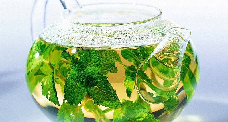 листовой зеленый чай