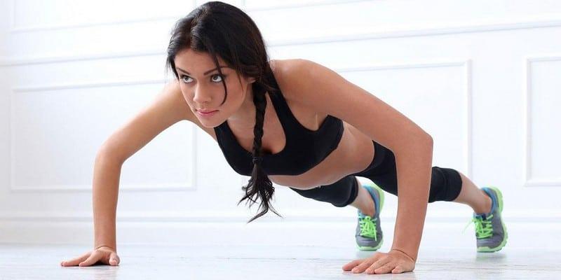 Система упражнений табата для похудения