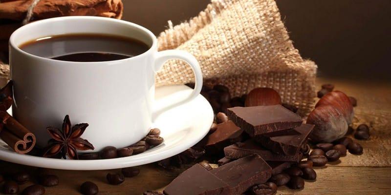 Разгрузочный день на шоколаде и кофе
