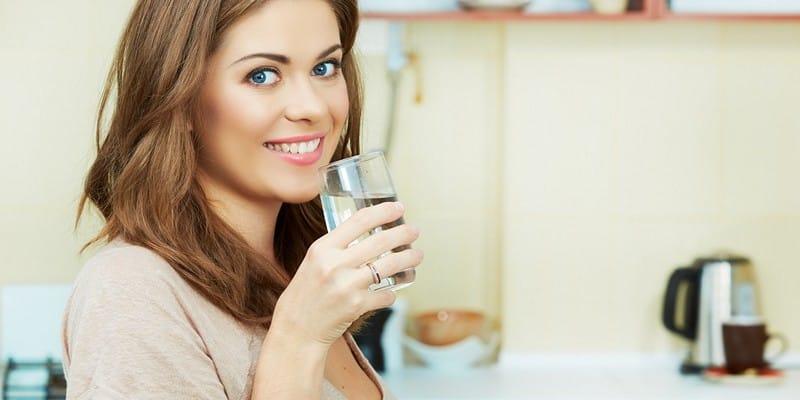 вода при диете