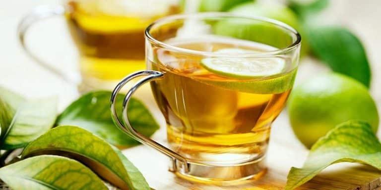 Чай зеленый при отравлении
