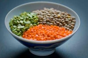 Как готовить чечевицу разных сортов