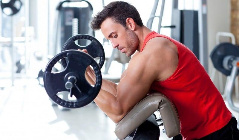 Как убрать жир на боках у мужчин
