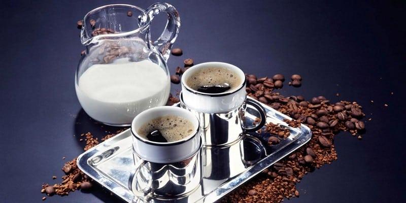 Молочно-кофейный разгрузочный день