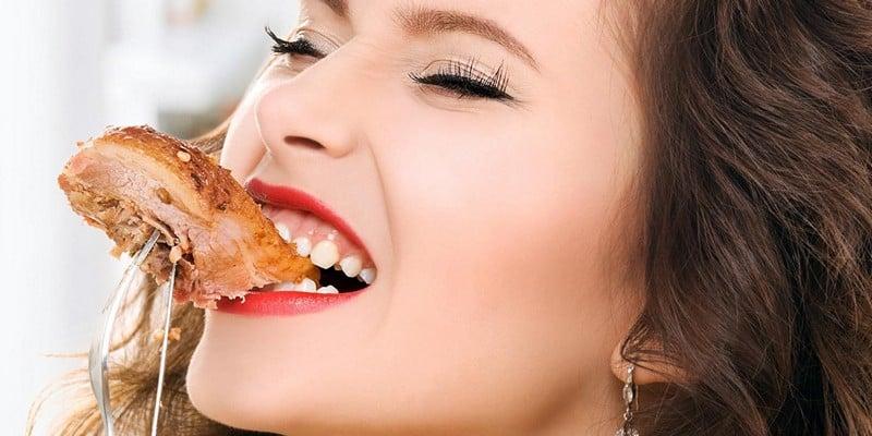 пищевая загрузка