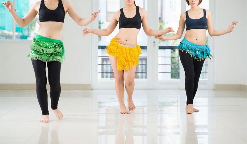 Как похудеть от восточных танцев
