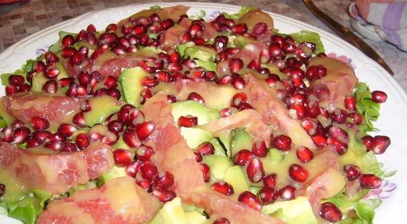фруктовый салат Щетка