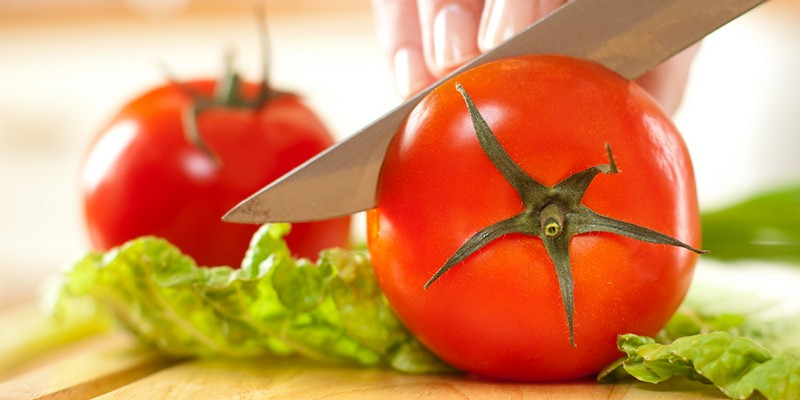 Разгрузка на помидорах