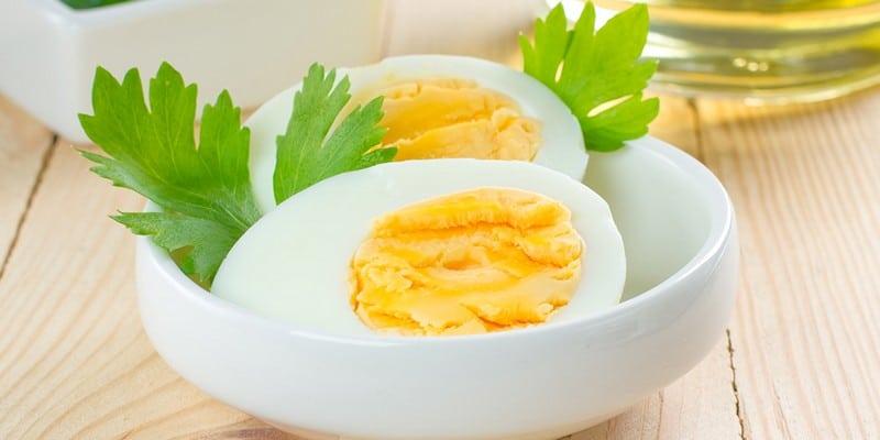 белковый завтрак