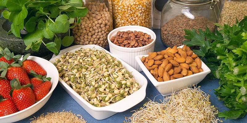 Продукты, содержащие витамин D и кальций