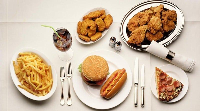 Продукты с переизбытком холестерина