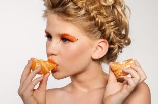 Сколько калорий в мандарине?