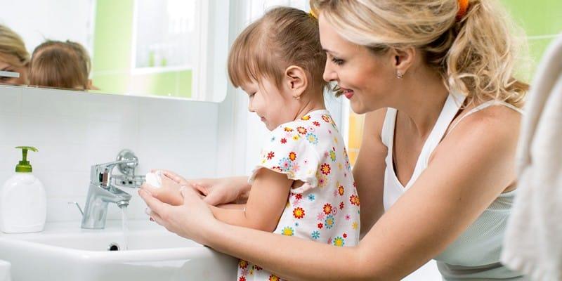 Профилактика инфекционных отравлений у детей