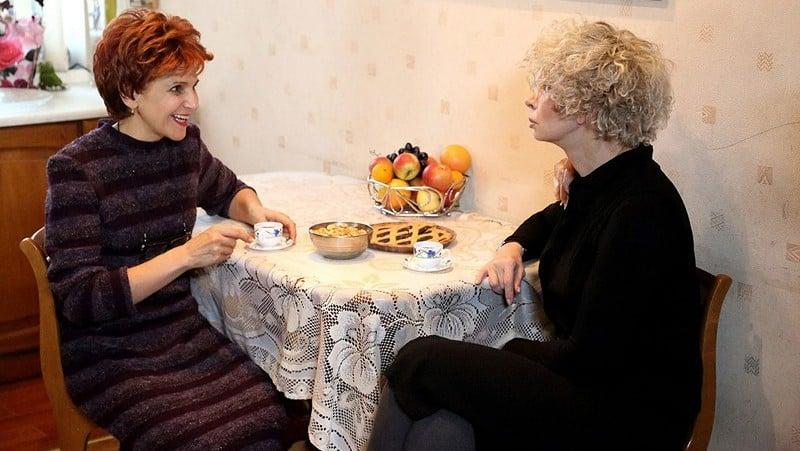 Людмила Артемьева диета