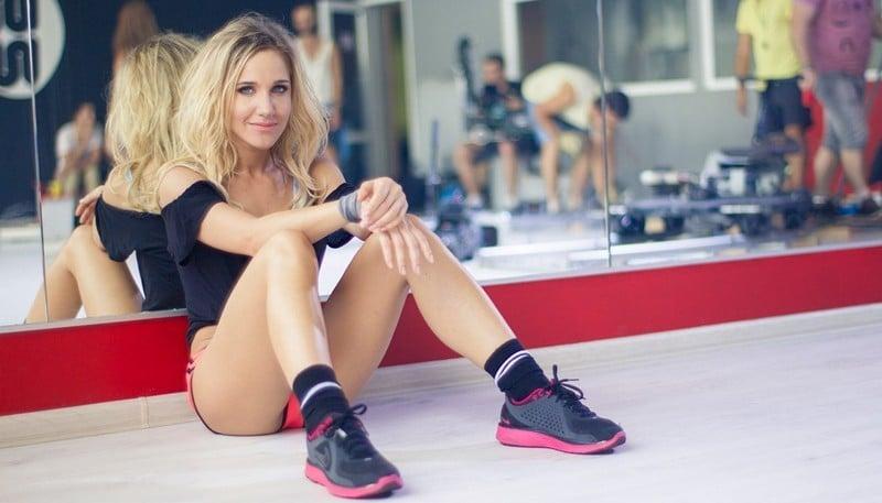 Юлия ковальчук фитнес
